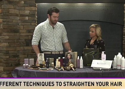 Different Techniques To Straighten Your Hair-WBIR-Grow Knoxville Hair Salon