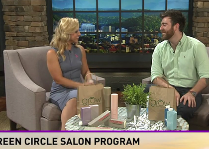 Green Circle Salon-Grow Knoxville Hair Salon