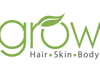 Grow Knoxville Hair Salon - Logo