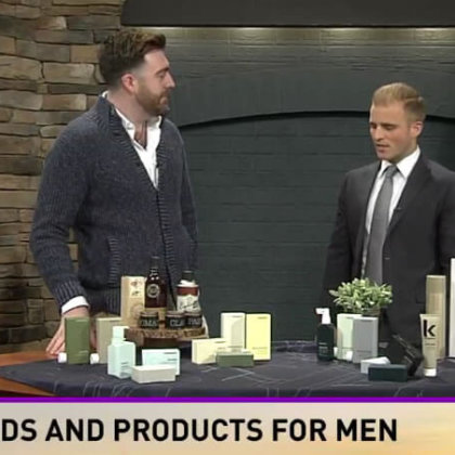Hair Trends and Products for Men WBIR.com